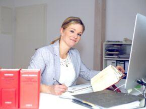 Rechtsanwältin Hanna Zimmermann